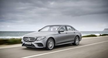Mercedes-Benz Classe E, migliorate le performance del sistema vocale Voicetronic