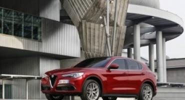 Alfa Romeo Stelvio si aggiudica le 5 stelle EuroNCAP