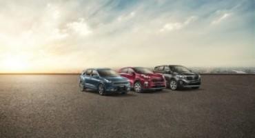 Kia Crossover Summer Weeks, vantaggi per chi sceglie un crossover della gamma