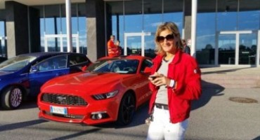 Monica Mecacci è la nuova Chief Press Officer di Ford Italia