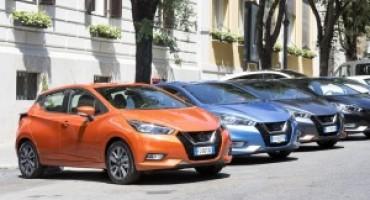 Nissan Micra, in tour attraverso le maggiori città italiane