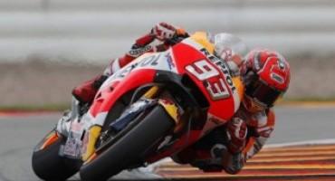 MotoGP – GP Sachsenring: pole di Marquez con Petrucci di nuovo in prima fila. Disastro Yamaha