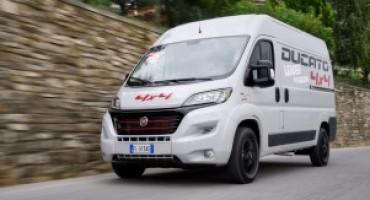 Fiat Ducato, conferma la sua leadership nel settore dei Camper