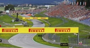 Pirelli – Formula 1 : il punto sulle qualifiche del GP d'Austria