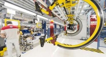 La tecnologia di CPM nello stabilimento FCA di Cassino