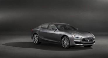 Maserati toglie il velo alla nuova Ghibli GranLusso