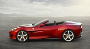 Ferrari presenta a Francoforte la nuova Portofino