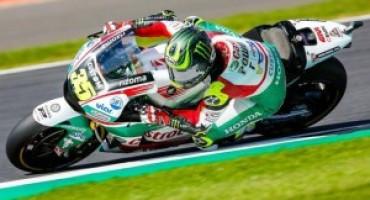 MotoGP, nelle libere a Silverstone è Crutchlow il più veloce, davanti a Rossi e Vinales