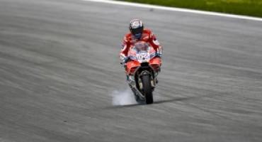 MotoGP, Dovizioso chiude in testa nelle prove del Venerdì al Red Bull Ring
