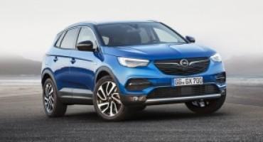 Grandland X, il nuovo ed originale SUV di Opel