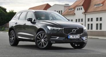 Volvo Cars, significativo aumento delle vendite (+ 7,9%) nei primi sette mesi del 2017