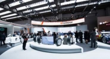 Hankook presenta alla IAA 2017 le tecnologie per gli pneumatici del domani