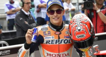 MotoGP, Austria: 70esima pole per Marquez, che vola davanti alle Ducati di Dovizioso e Lorenzo