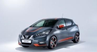 Nuova Nissan Micra BOSE Personal Edition. Solo 2500 unità in Europa