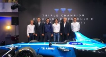 Nuova partnership tecnologica tra Acronis e Renault Sport Racing per la protezione dei dati