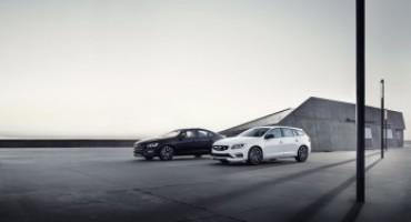Nuove Volvo S60 e V60 Polestar, pacchetto aerodinamico ottimizzato e deportanza aumentata del 30%