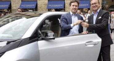 BMW Italia e Comune di Firenze insieme per la mobilità elettrica