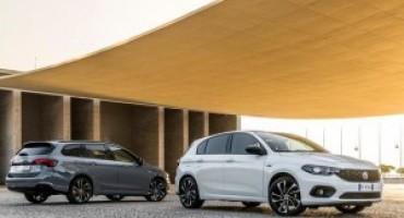 Fiat Tipo S-Design, partiti gli ordini della nuova versione