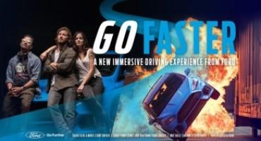 Con Go Faster di Ford vivrete le esperienze di uno stunt professionista