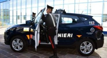 Hyundai consegna una ix35 Fuel Cell all'Arma dei Carabinieri