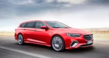 Opel Insignia GSI Sports Tourer: potente, aggressiva e con la trazione integrale attiva