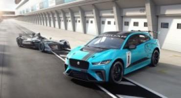 Jaguar Racing lancia il primo campionato mondiale riservato alle elettriche di serie