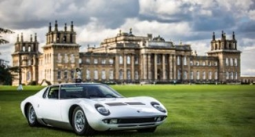 La Miura di Gian Paolo Dallara conquista il Salon Privé, nel Regno Unito