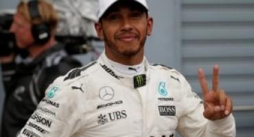 Formula 1 – GP d'Italia: dominio di Lewis Hamilton e doppietta Mercedes. Terzo Vettel
