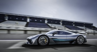Mercedes-AMG Project ONE, premiere mondiale al Salone di Francoforte 2017