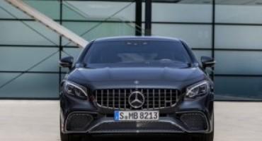 Mercedes-AMG, nuovo frontale Panamericana per la Classe S Coupé e Cabriolet