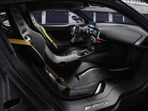 Showcar Mercedes-AMG Project ONE, 2017