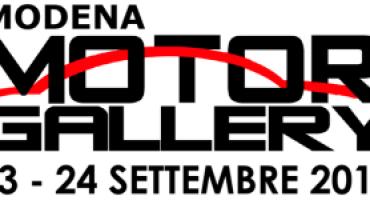 Modena Motor Gallery, rarità all'asta nel corso della quinta edizione