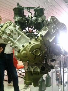 Motore Panigale V4