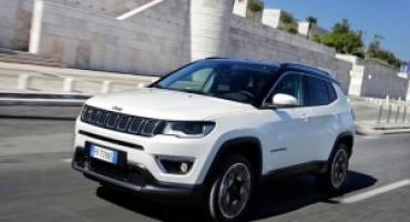 Cinque stelle EuroNCAP per la nuova Jeep Compass