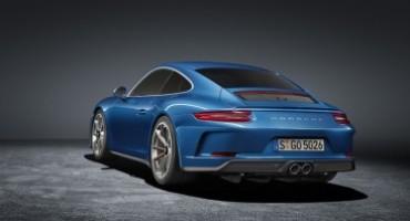 Porsche 911 GT3, debutta al Salone di Francoforte 2017 la versione con pacchetto Touring
