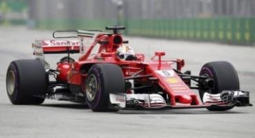 Formula 1 – GP Singapore: Vettel mette tutti in riga e conquista la quarta pole sul tracciato di Marina Bay