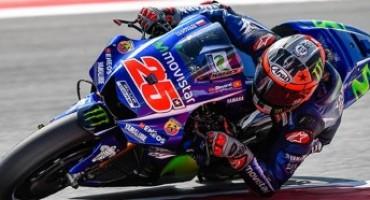 MotoGP – Misano, Vinales centra la pole davanti a Dovizioso e Marquez