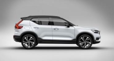 Nuova Volvo XC40, si completa la gamma dei SUV della casa svedese