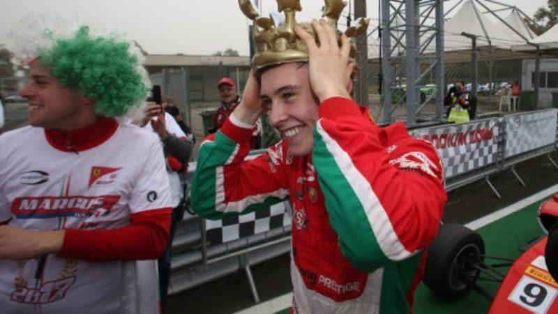 A Monza incoronati i vincitori dei campionati ACI Sport