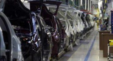 ANFIA, Industria Automotive: nei primi otto mesi dell'anno incremento della produzione del 7,3%