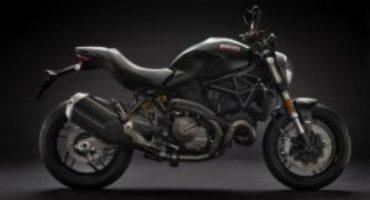 Ducati Monster 821, ora la dotazione è ancora più completa