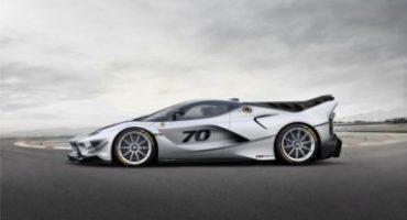 Ferrari FXX-K EVO, ancora più performante con il pacchetto evolutivo