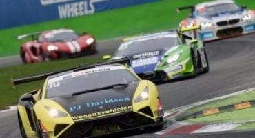 International GT Open, a Monza doppiette Lamborghini e BMW