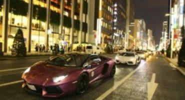 Lamborghini Day 2017, un grande evento per festeggiare il 50° Anniversario in Giappone