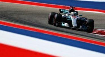 Formula 1 – GP Stati Uniti: Hamilton vince ad Austin davanti a Vettel e Raikkonen. Mercedes conquista il quarto Titolo Costruttori