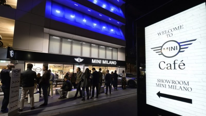 Inaugurato a Milano il nuovo MINI Cafè