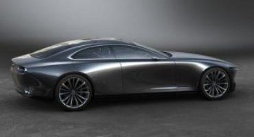 Mazda svela al Salone di Tokyo KAI Concept e Vision Coupe