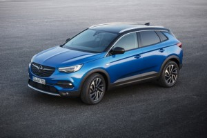 Stylish, functional Opel Grandland X