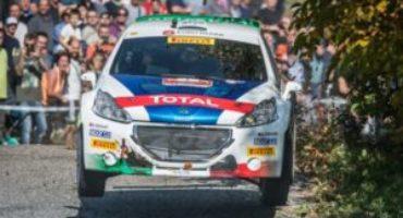 Paolo Andreucci e Anna Andreussi a quota dieci titoli, è loro anche il Tricolore piloti 2017