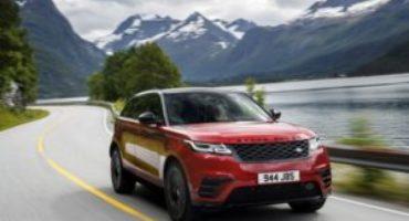 Range Rover Velar, non solo fascino ma anche sicurezza, a cinque stelle!